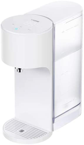 Desconocido Generic Original Xiaomi 1A Portable Intelligent Instant Hot Water Machine, Capacity : 4L, Chinese Plug