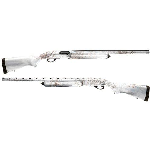 Mossy Oak Graphics Winter Brush 14004-WB Shot Gun Camo Kit Matte Finish (Mossy Camo Oak Rifle)