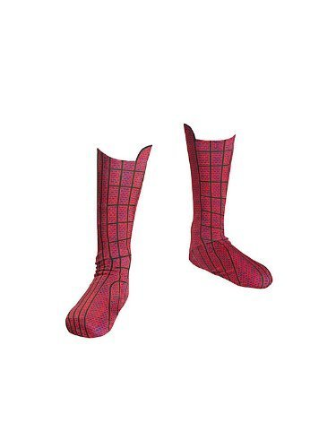 Spider-Man Movie Child Boot Covers (Standard) by Disguise Costumes