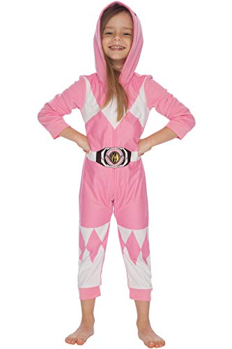 Little Girl Power Ranger Costumes - Power Ranger Girls' Big Pink Critter