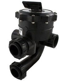 Hayward 1-1/2'' fip 6-pos Multiport Valve for Pro-grid D.E. Filters SP710XR50 by Hayward