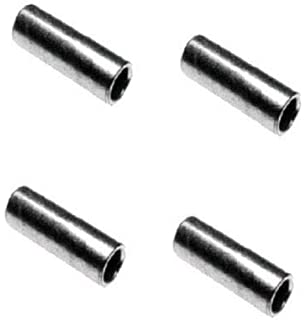 """Stainless Steel Bushing Flanged  1//2  /"""" OD X  3//8/""""  ID X   2 1//2 /""""  Long  1 Pc"""