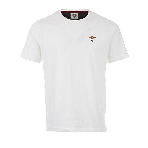 Aeronautica Homme Shirt Militare Aeronautica Shirt Militare Bianco rxWr8pn