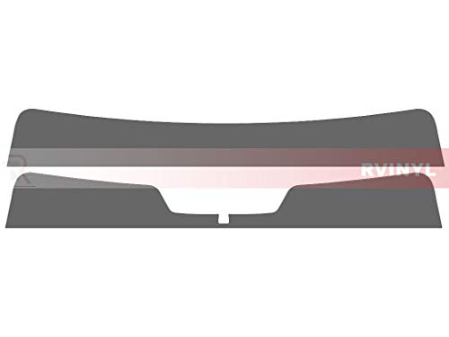 Rtint Window Tint Kit for Honda Pilot 2009-2015 - Windshield Strip - 35%