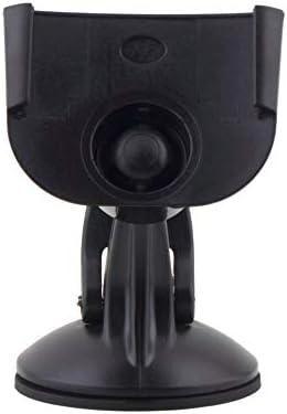 Support /à ventouse pour voiture avec support de fixation de pare-brise de voiture de style boule-et-prise de style noir pour TomTom One V2 V3 2e 3e /édition GPS