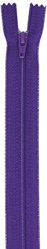 Coats Thread & Zippers F7216-098 All-Purpose Plastic Zipper, 16