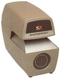 rapidprint time stamp machine - 1