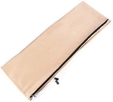 Keinode Portable Garden Patio Umbrella Parasol Protective Dust Cover Fit 8ft Carry Bag Sew-in Rod Quick Remove Waterproof Polyester