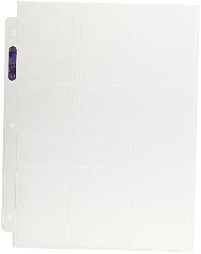 Ultra Pro 9-Pocket Mini Card Page 100 -