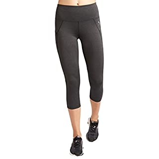 Beachbody Women's Infused Crop Mid Rise Tight