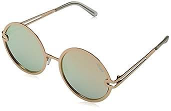 Quay Women's Ukiyo Sunglasses, Gold/Rose, One Size