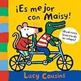 Es Mejor con Maisy!, Lucy Cousins, 8484882322