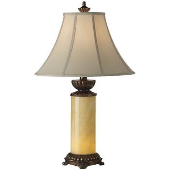 Onyx Stone Night Light Table Lamp Amazon Com