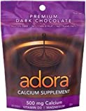 Adora Vitamins Calcium Disks, 30 Count, Health Care Stuffs