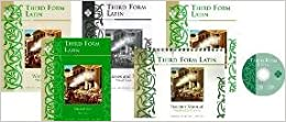 Third Form Latin Set, Memoria Press (6 items)