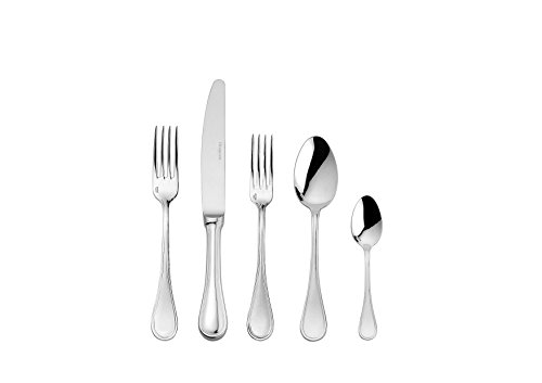 Degrenne 223207 Verlaine Mirror Flatware Set, (Guy Degrenne Mirror)