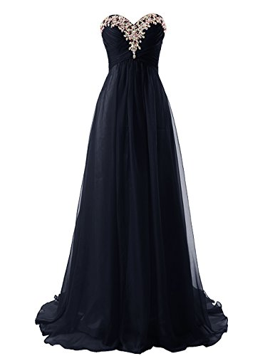 Buy belsoie chiffon bridesmaids dresses - 1
