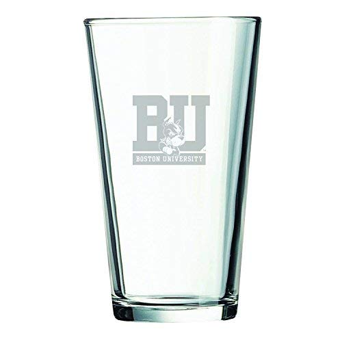 - LXG, Inc. Boston University -16 oz. Pint Glass