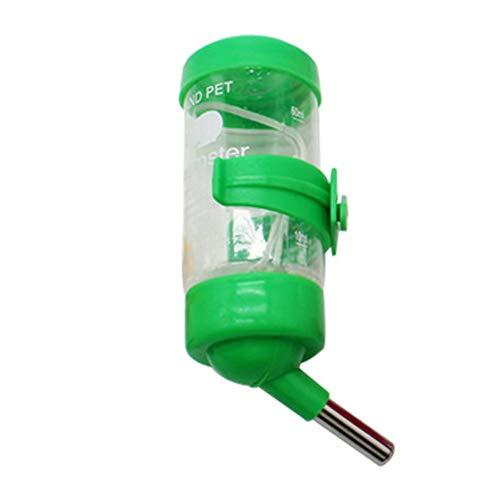Wildgirl Small Pet Water Dispenser Feeder Hamster Cage Drinking Water Bottle Waterer - Bottle Water Hook Hamster
