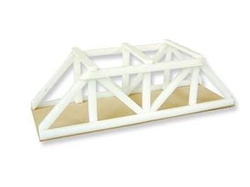 Berühmt Brücke, Bausatz zum Selberbauen K81537 Bausatz für Kinder und JQ84