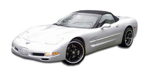 Duraflex ED-MZN-900 C5 Conversion Kit - 8 Piece Body Kit - Compatible For Chevrolet Corvette 1984-1996