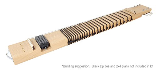 2x4 Lap Steel Guitar Kit - the DIY Slide Guitar - You supply the 2x4! ()