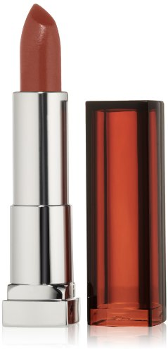 MAYBELLINE NEW YORK ColorSensational Lipcolor, Crazy for Coffee 275, 0.15 Ounce
