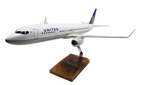 united 737 model - 7