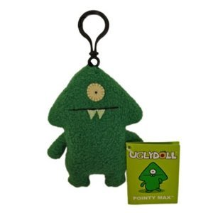 Pointy Max Clip (Little Uglydoll Keychain)
