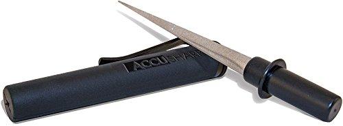 AccuSharp 050C Diamond Compact Knife Sharpener,