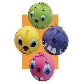 Giant Face Ball Assortment, My Pet Supplies