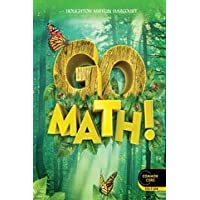 GO Math!: Student Edition & Practice Book Bundle Grade 1 2012