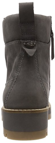 70 Boots Women's active Diamond Steel camel Biker Grey 1 Pt6RwvWxq