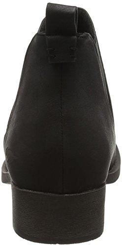 Rocket Dog Damen Castelo Chelsea Boots Schwarz (Black A00)