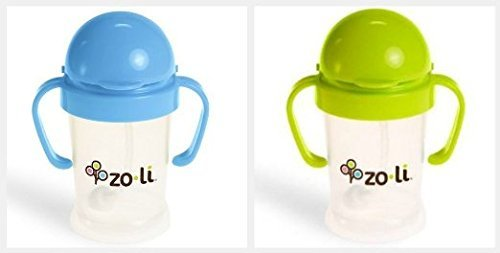 ZoLi Pack Sippy Blue Green product image