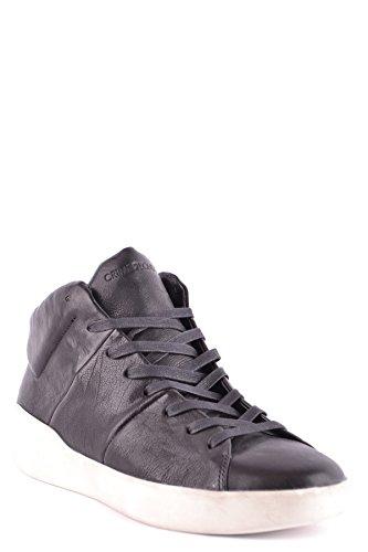 Crime London Hi Top Sneakers Uomo MCBI383002O Pelle Nero Footlocker Aclaramiento A7aWDpCR