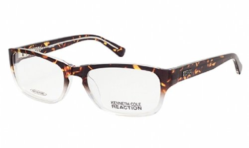 Kenneth Cole Reaction Women's KC0743 Frames BROWN 53