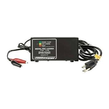 Amazon.com: 800 mA Cargador de batería de 12 voltios: Camera ...