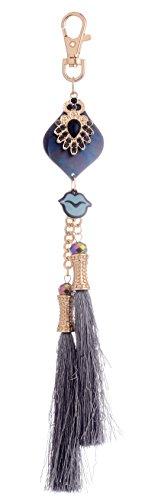 Giftale Handbag Vintage Charms Backpacks Retro Key Ring Purse Indian (Purse Keychain)