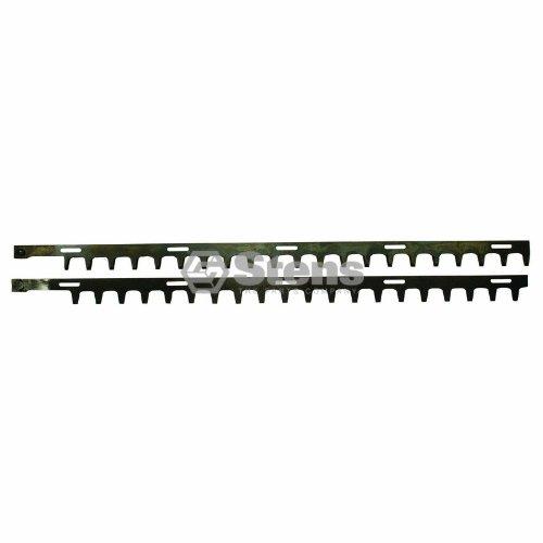 (Stens 395-373 Kawasaki 59004-2019 Silver Streak Hedge Trimmer Blade Set)