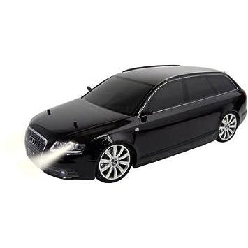Reely 1 10 Karosserie Audi Rs6 Schwarz Licht Amazon De Elektronik