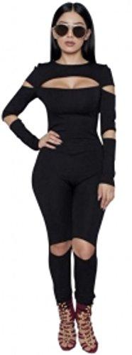 HarrowandSmith - Combinaison - Femme noir noir