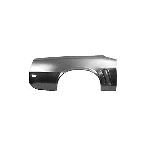 (MACs Auto Parts 44-43247 Mustang Coupe and Convertible Right Side Quarter Panel Skin )