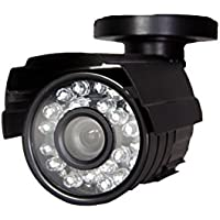 Herous 1000TVL Day Night Vision CCTV Infrared Home Security Camera Weatherproof 24PCS Infrared LEDs 65ft IR Distance
