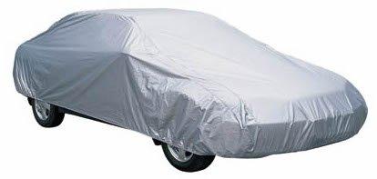 M DOBO/® Telo copriauto impermeabile in pvc copertura copri auto anti pioggia sole ghiaccio