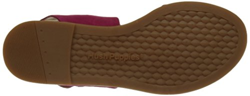Hush Puppies Abia - Zapatos Mujer Rose (Rose)