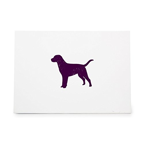 Labrador Retriever Dog Style 2059 Rubber Stamp Shape great for Scrapbooking, Crafts, Card Making, Ink Stamping Crafts Retriever Dog Stamp