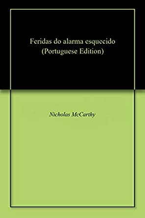 Amazon.com: Feridas do alarma esquecido (Portuguese Edition ...