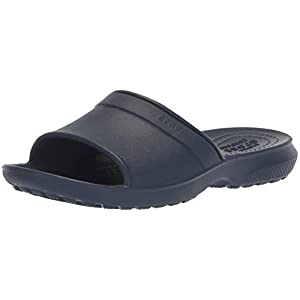 Crocs Kids' Boys and Girls Classic Slide Sandal