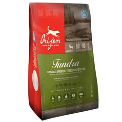 ORIJEN Freeze Dried Tundra Dog Food 6oz